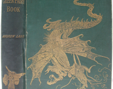 Green_Fairy_Book_1892_Cover